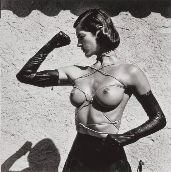 Les dominatrix de Helmut Newton