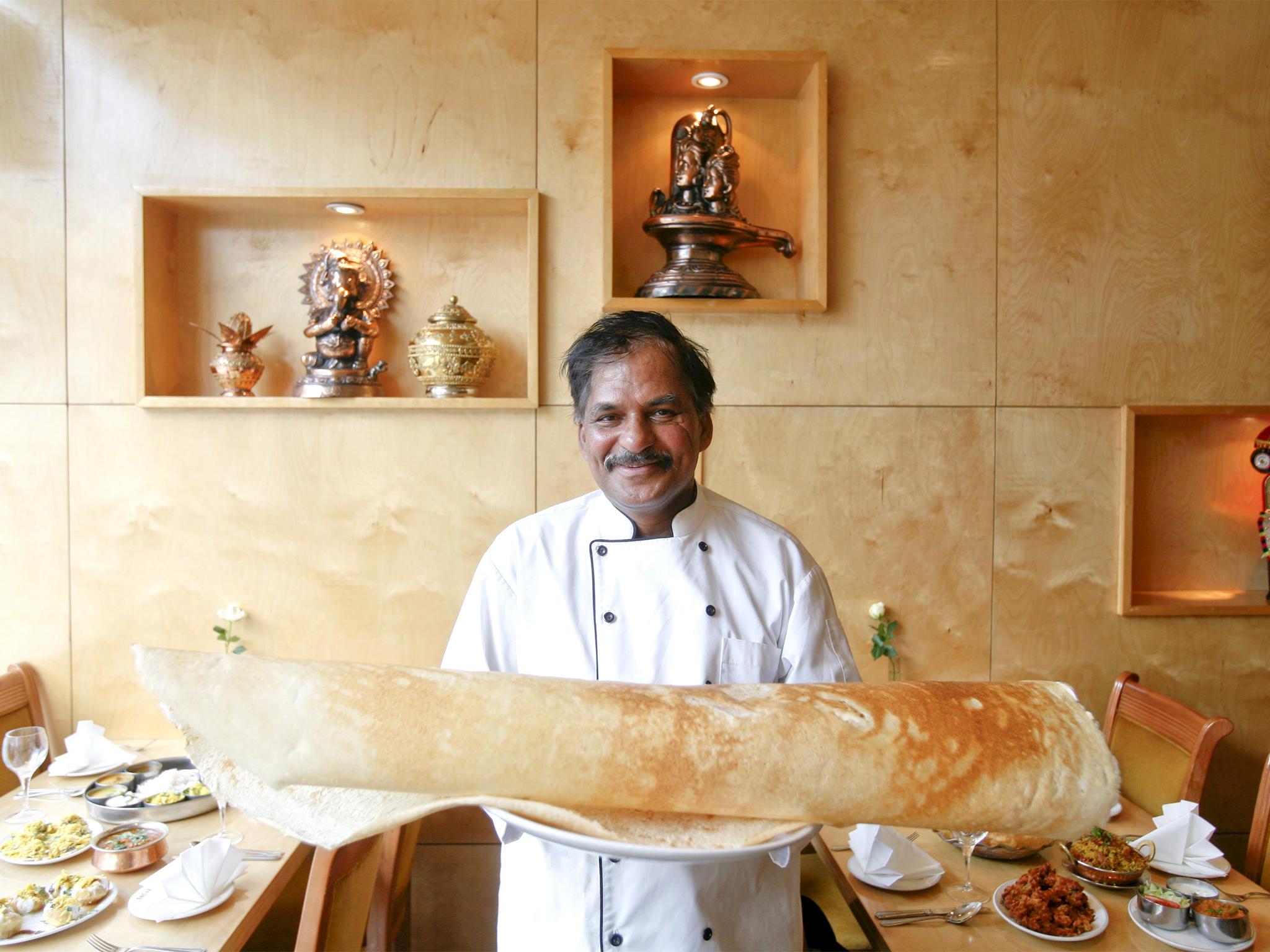 Best Indian Vegetarian Restaurants In Harrow
