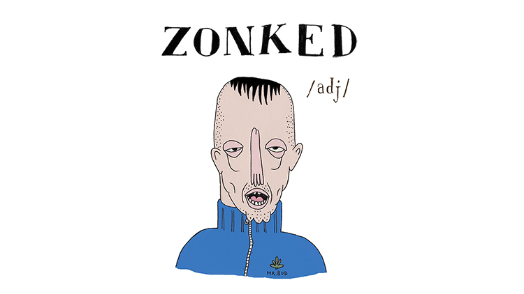The A to Z of Northern slang - Z is for Zonked