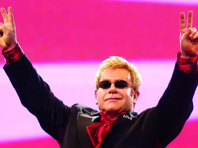 Elton John, Geneva gig, Time Out Switzerland