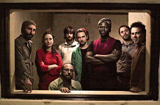 Curtcircuit 2015: Alma Afrobeat Ensemble + Convidats