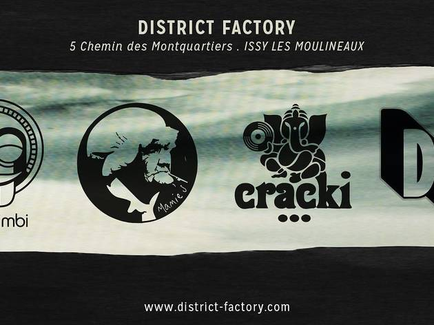 Ouverture du District Factory : Mawimbi + Mamie's + Cracki + Dko