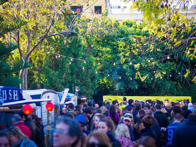 Palo Alto Market: Fashion weekend