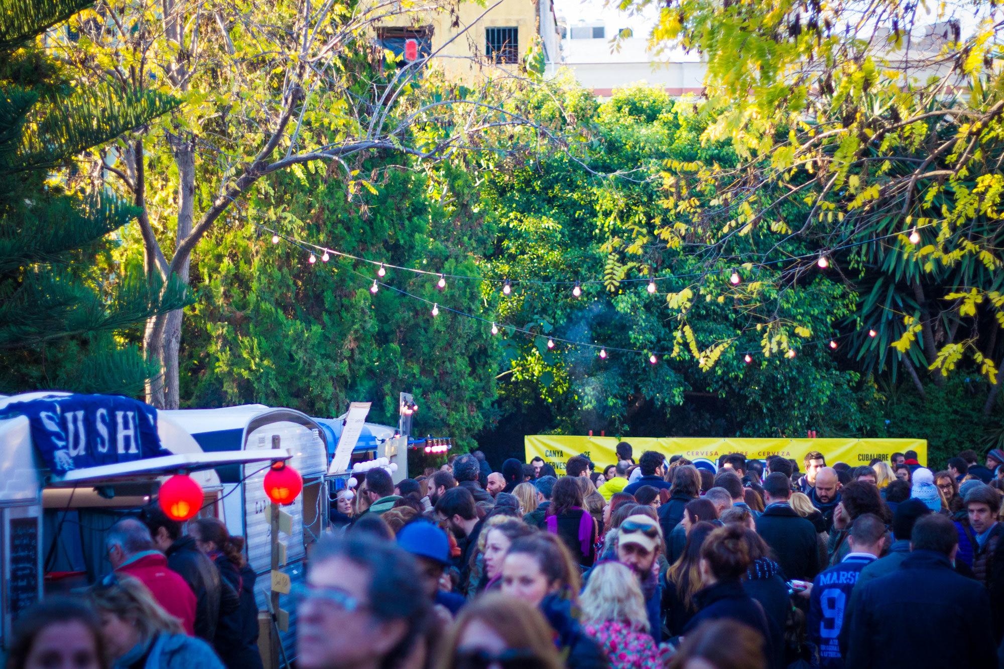Palo Alto Market: On the road