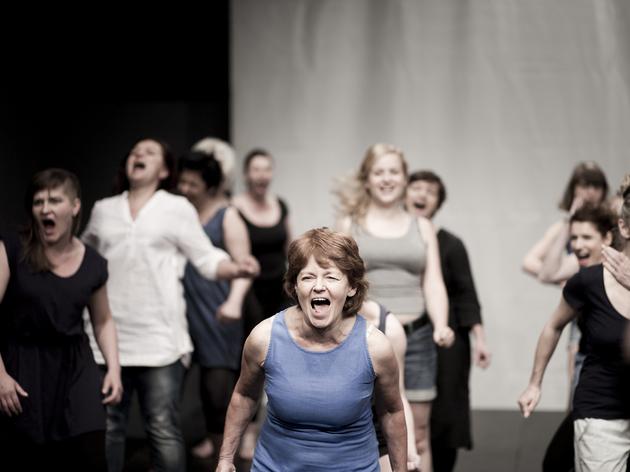 Une chorale 100 % féminine • L'Esprit de groupe