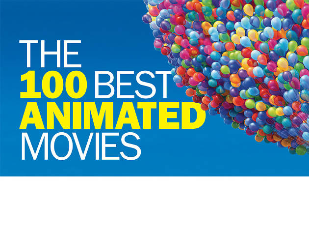 The 100 best animated movies