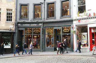 Five must-visit Edinburgh fashion boutiques