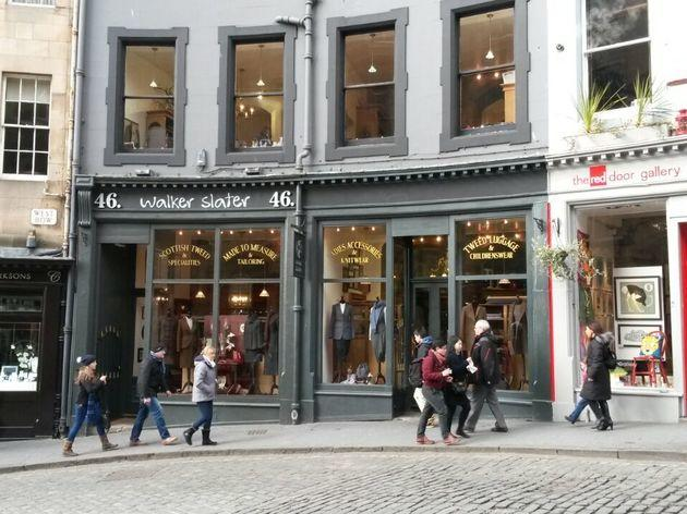 Five must-visit Edinburgh fashion boutiques