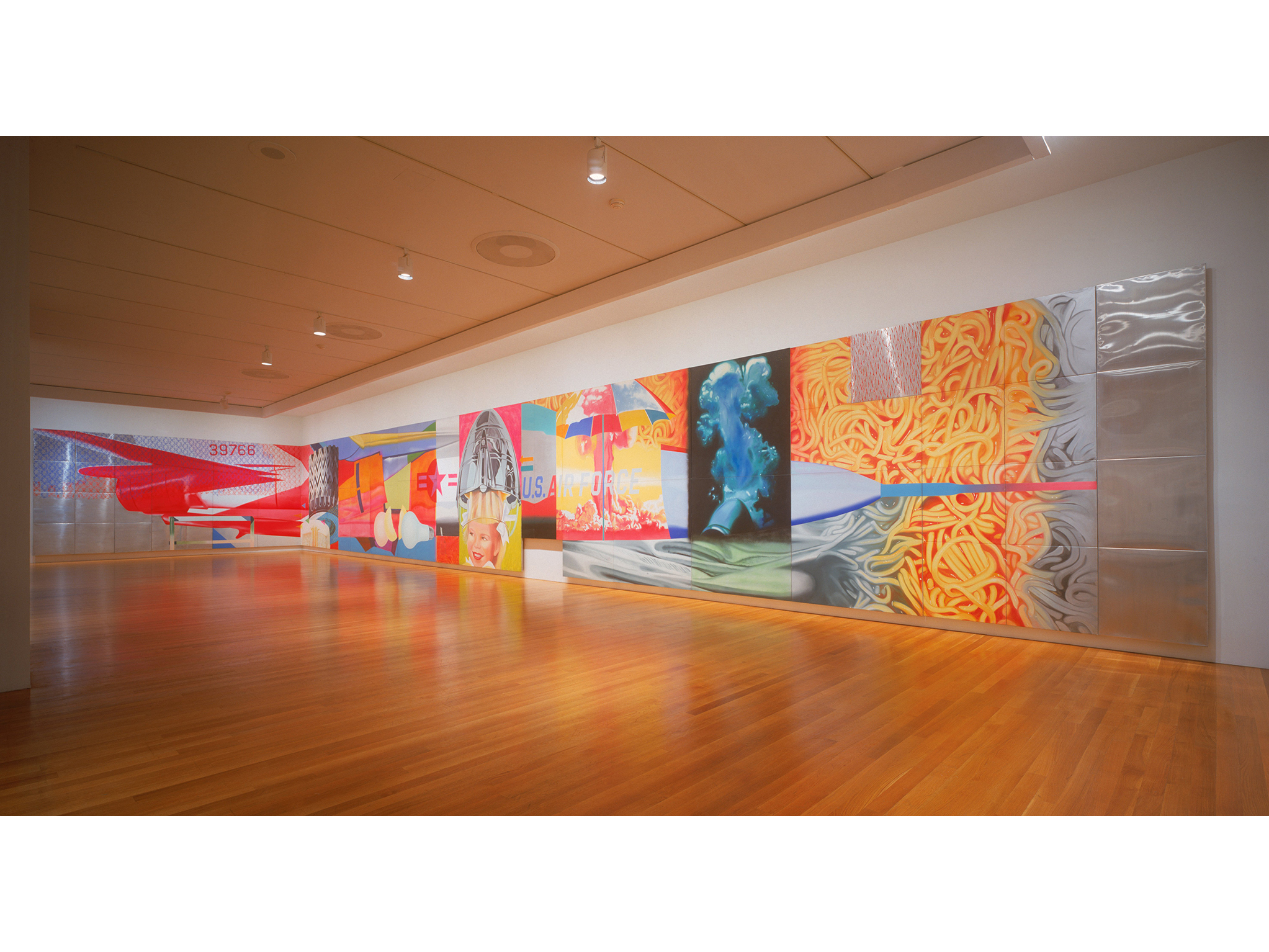 F-111 (1964–65), James Rosenquist