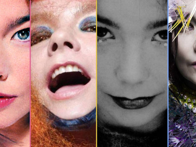 The best Björk songs