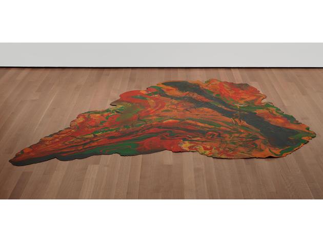 Blatt (1969), Lynda Benglis