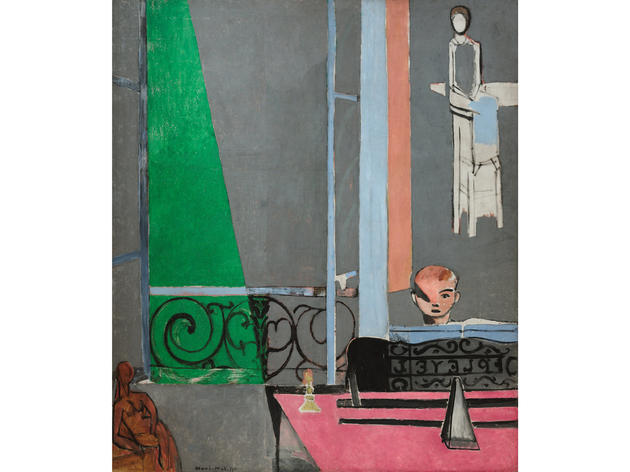 The Piano Lesson (1916), Henri Matisse