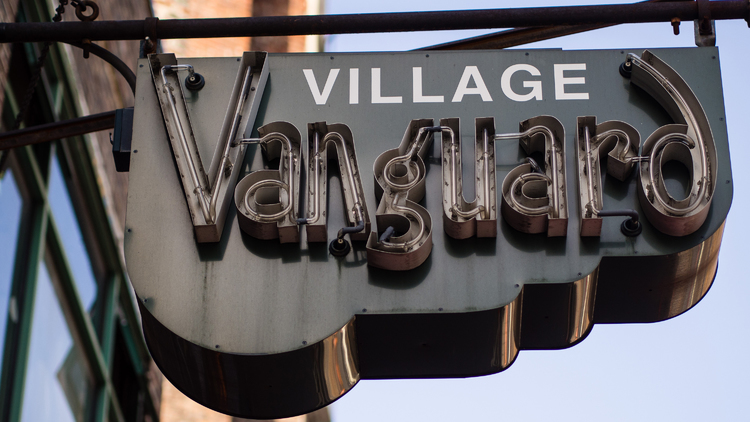 The Village Vanguard through the ages