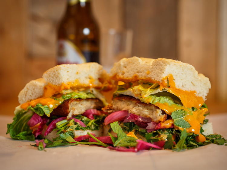 Eat one of the best sandwiches of your life