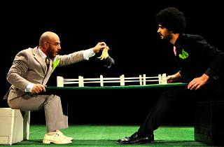 Teatralia: La Oveja Negra