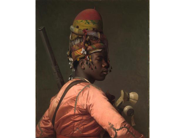 Bashi-Bazouk (1868–69), Jean-Léon Gérôme