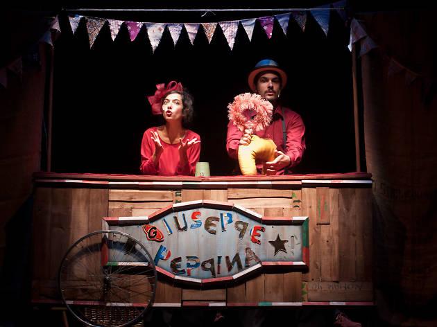 Teatralia: Giuseppe y Peppina
