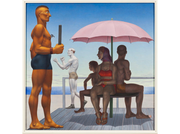 State Park (1946), Jared French
