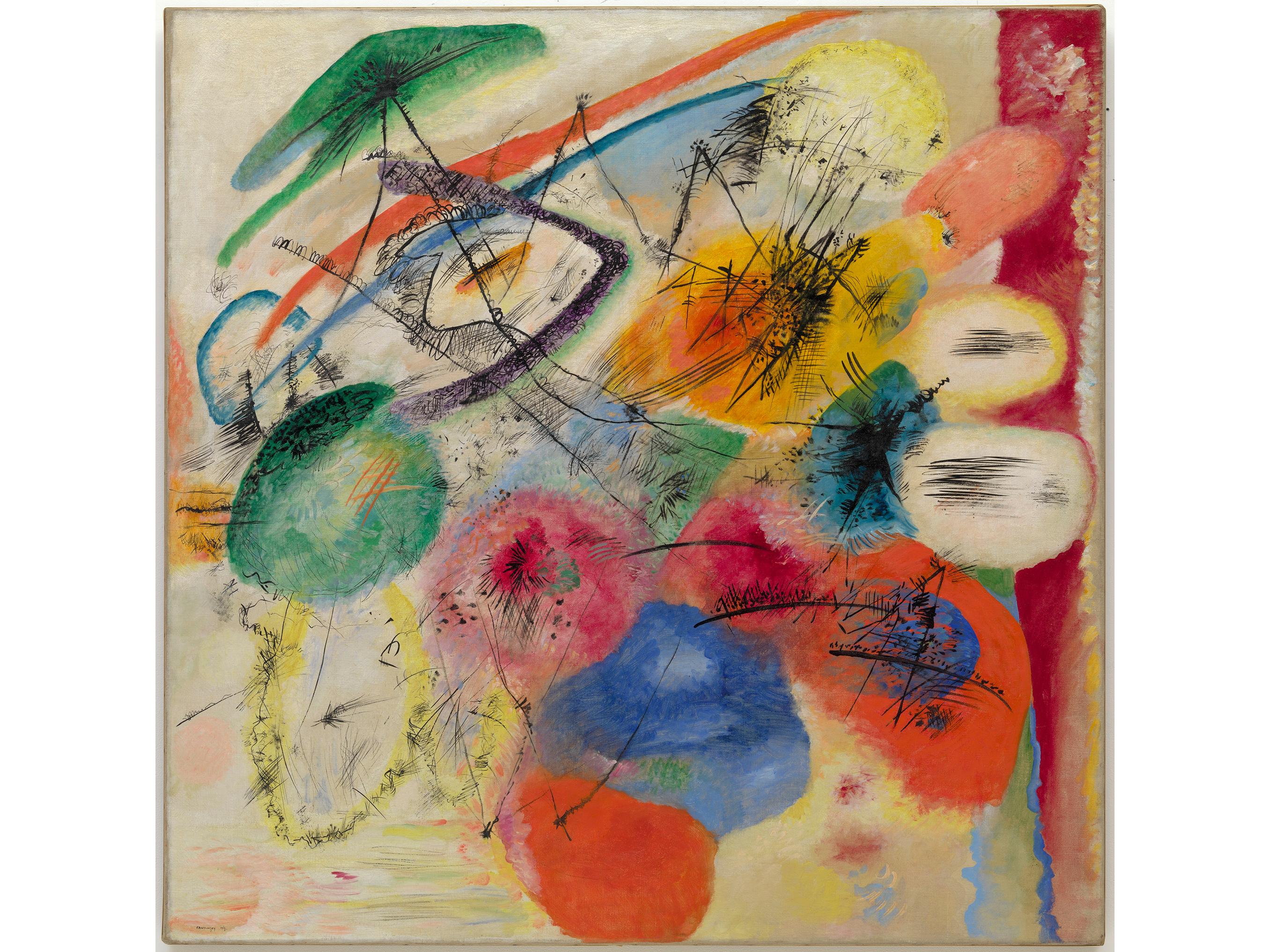 The 100 Best Paintings In New York Solomon R Guggenheim