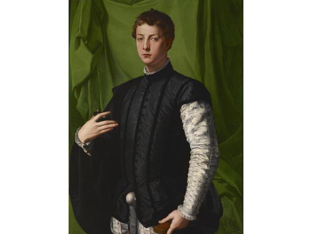 Lodovico Capponi (1550–1555), Agnolo Bronzino