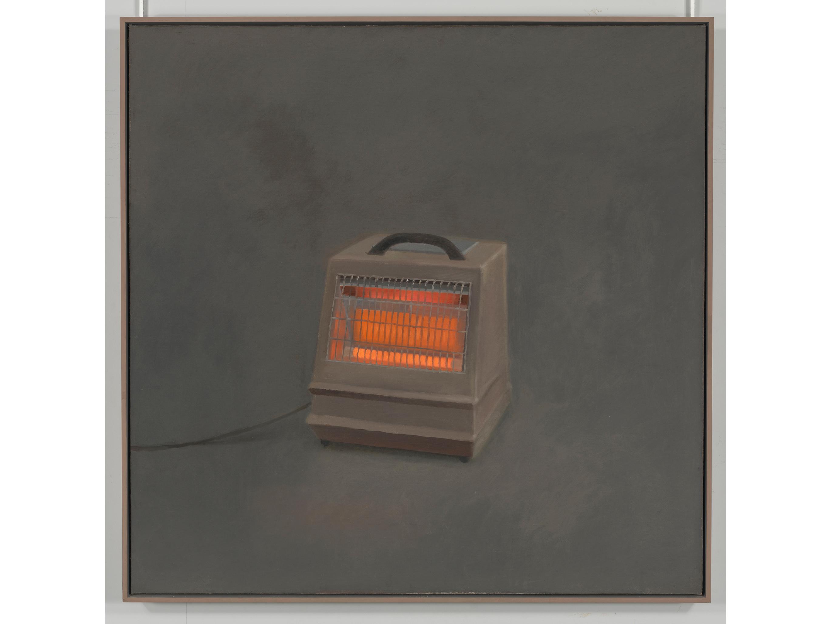 Heater (1964), Vija Celmins
