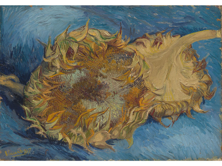 Sunflowers (1887), Vincent van Gogh