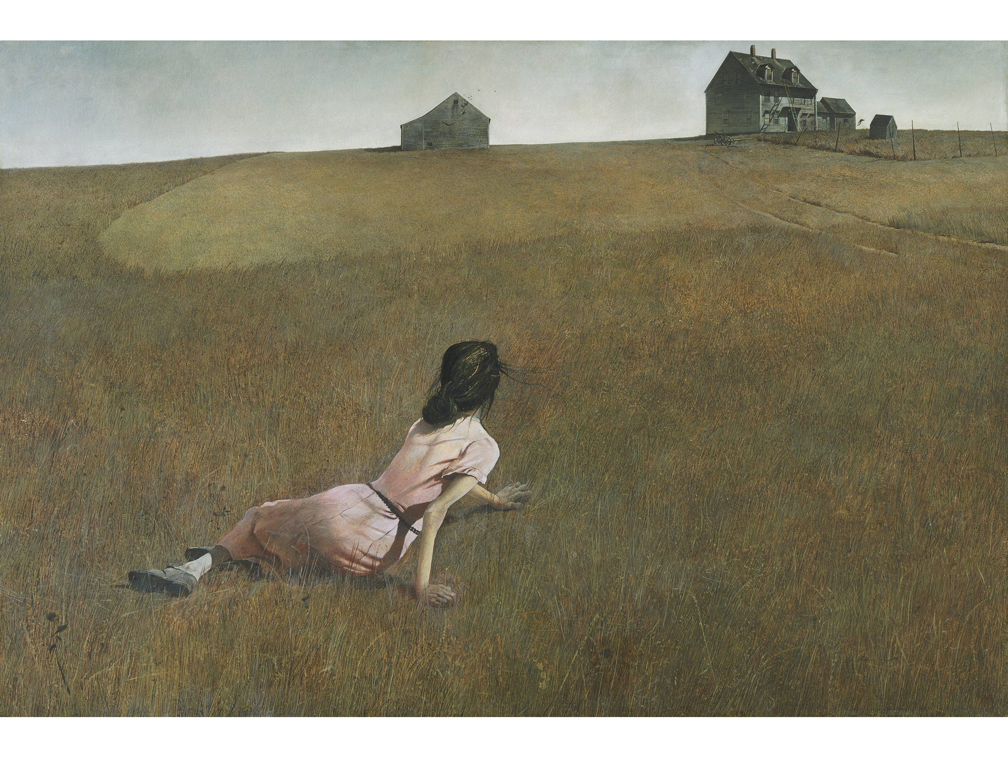 Christina's World (1948), Andrew Wyeth