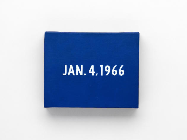 Jan 4, 1970 (1970), On Kawara