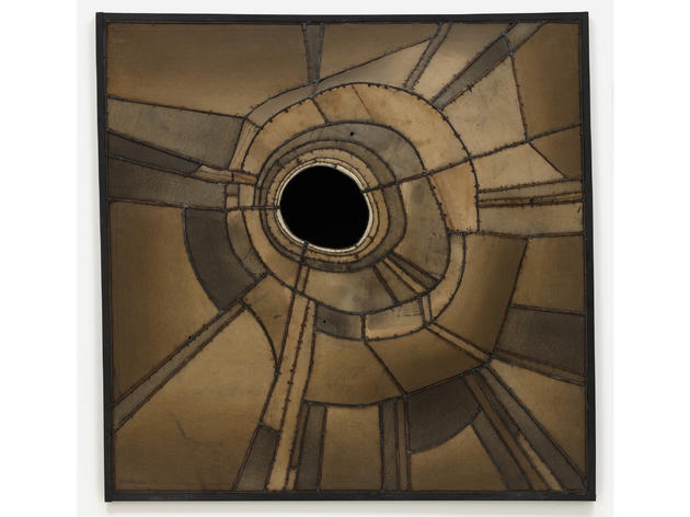 Untitled (1959), Lee Bontecou
