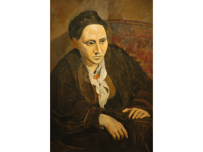 Gertrude Stein (1905–06), Pablo Picasso
