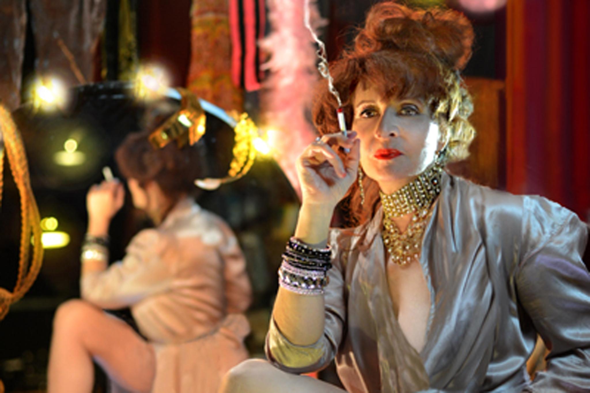 Pangea Burlesque: Earth Shattering, Gender Bending