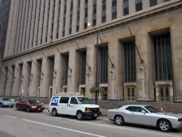 Harrison Street Post Office