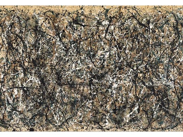 One: Number 31 (1950), Jackson Pollock
