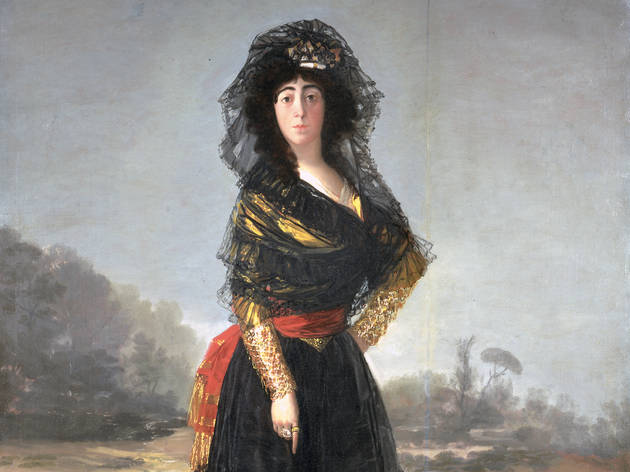 The Duchess of Alba (1797), Francisco Goya, slideshow size