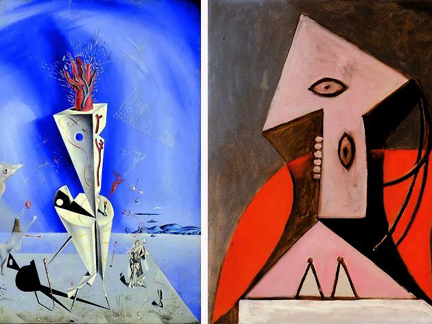 Picasso/Dalí