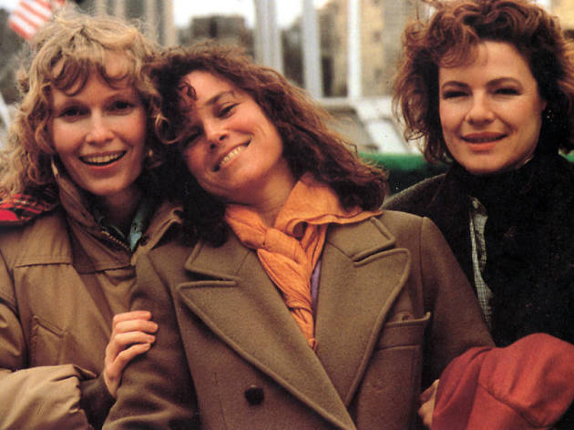 100x100 Cine: Hannah y sus hermanas
