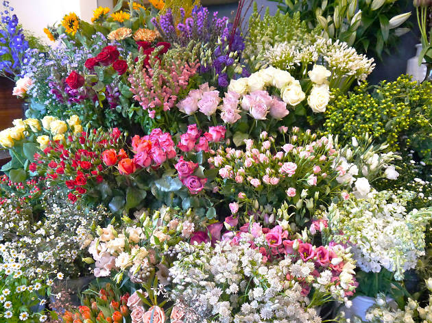 Five of the best florists in Edinburgh