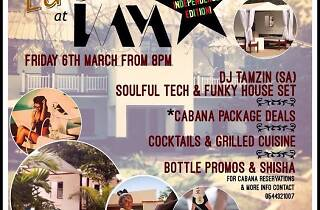 La Cabana at Kaya feat.DJ Tamzin | 6 Mar