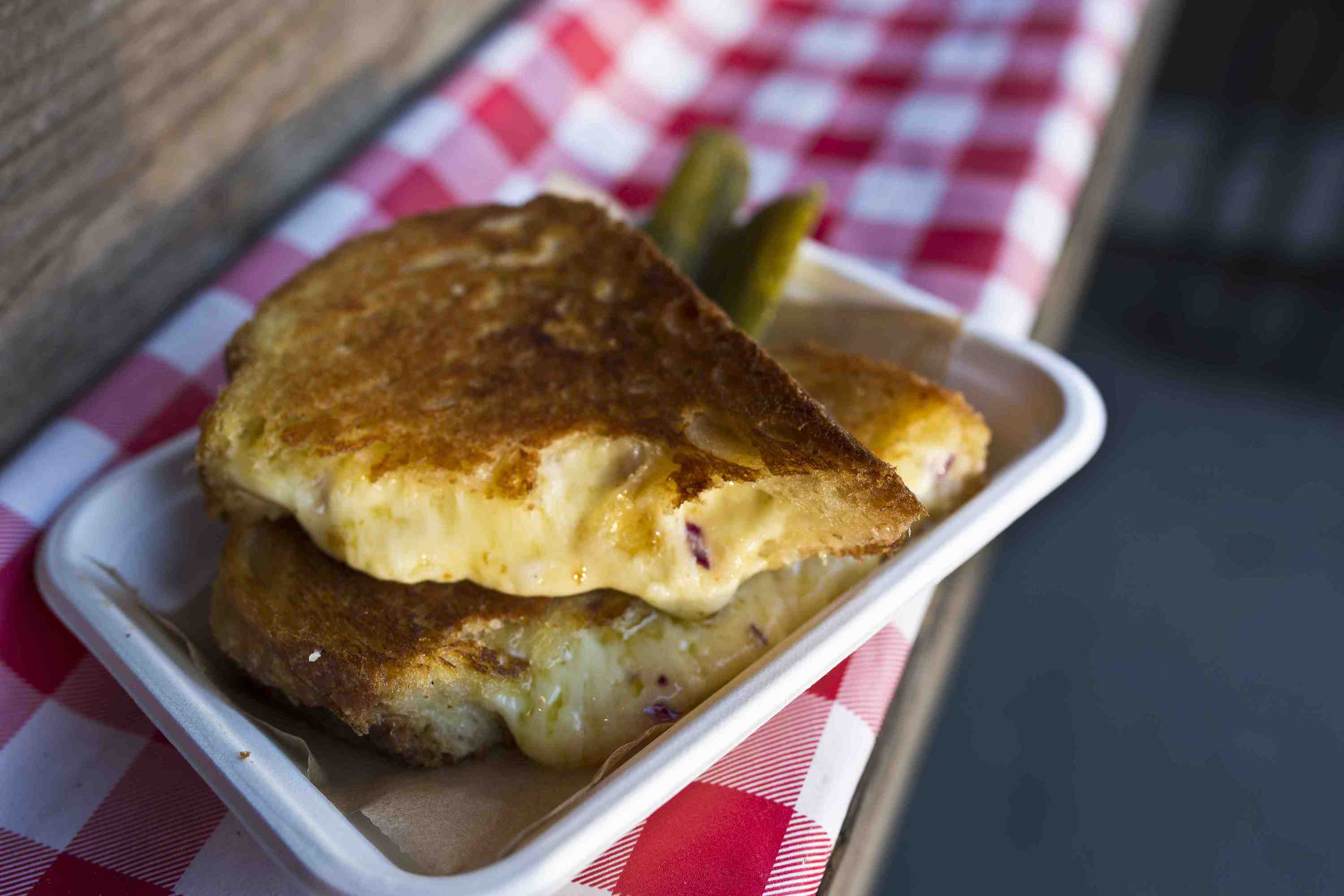 Grilled cheese london