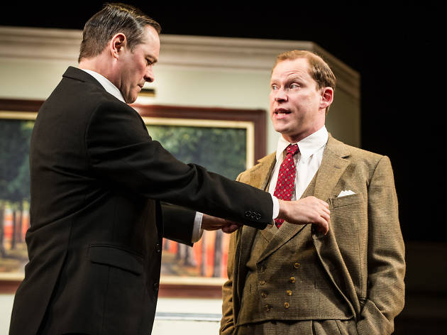 jeeves and wooster, robert webb