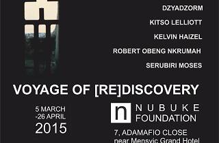 Voyage of (Re)Discovery exhibition | 5 Mar - 26 Apr