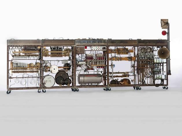 Orquesta mecánica... (© Inga Knölke)