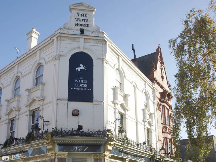 The White Horse, Parsons Green