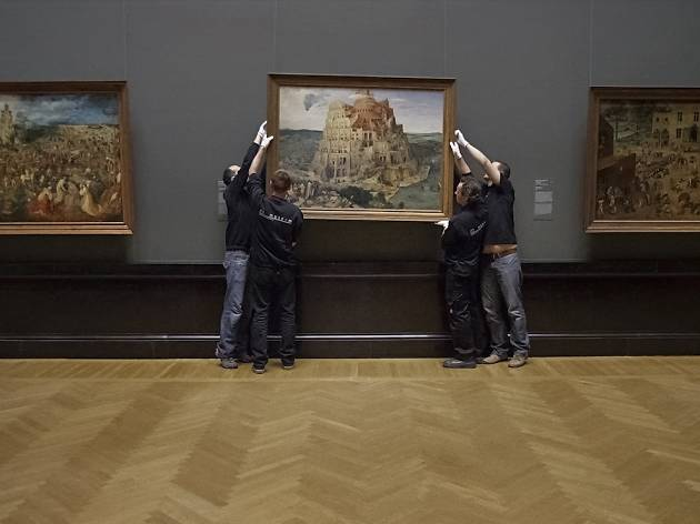 Film • Le Grand Musée