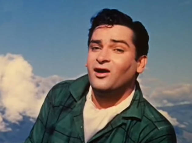 Shammi Kapoor, best Bollywood actors