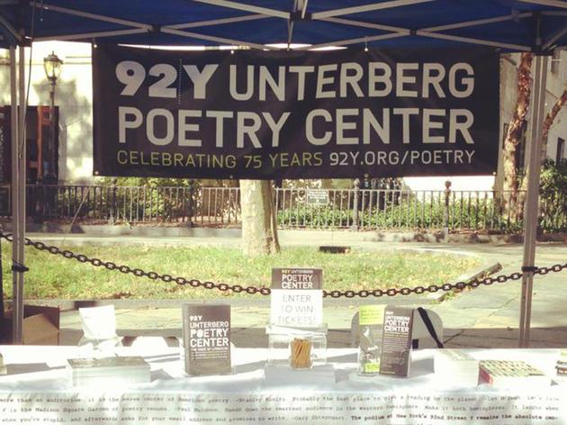 The Unterberg Poetry Center, 92Y