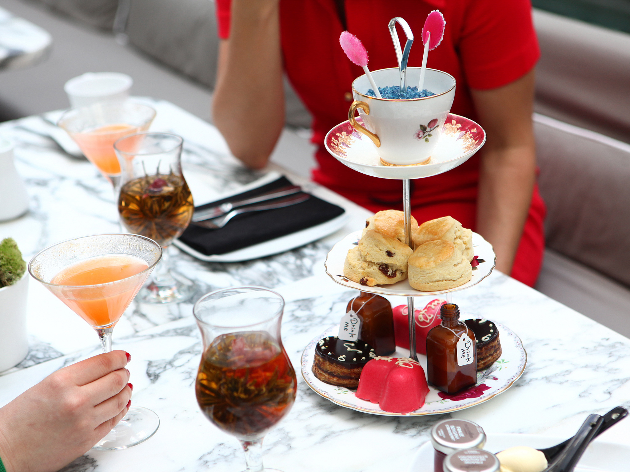 The 15 quirkiest afternoon teas in London