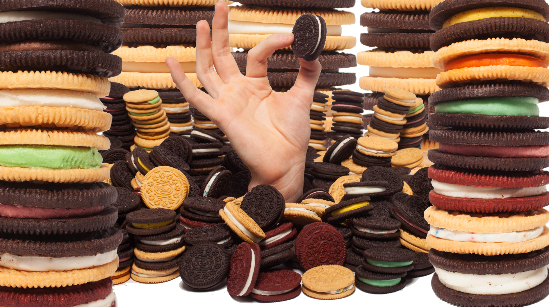 All of the Oreo flavors, ranked