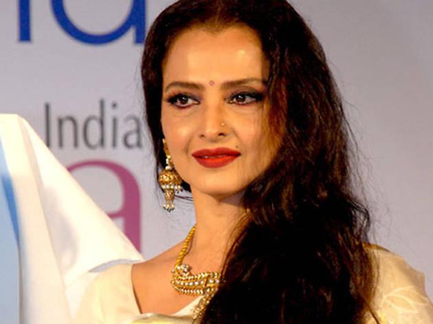 Rekha, best Bollywood actresses