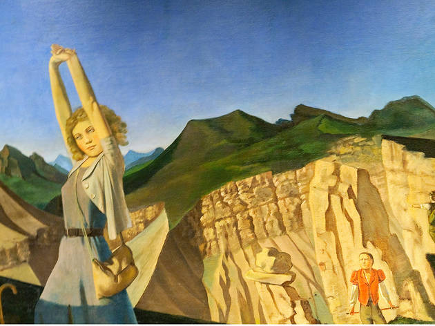 The Mountain (1936–37), Balthus